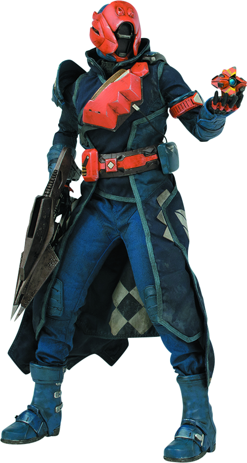 DESTINY WARLOCK 1/6 SCALE FIG