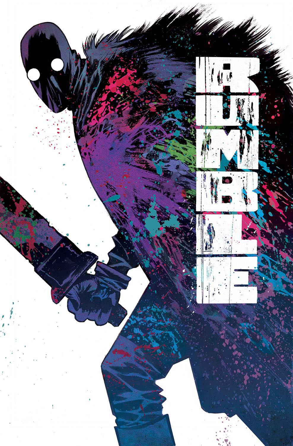 RUMBLE TP VOL 03 IMMORTAL COIL (OCT160704) (MR)