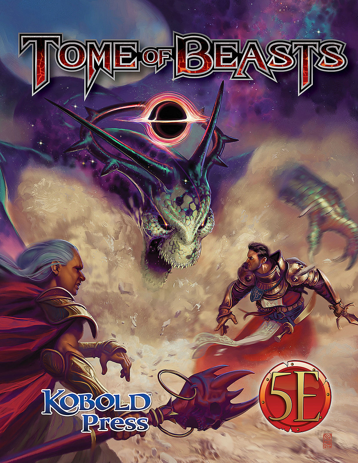 TOME OF BEASTS HC