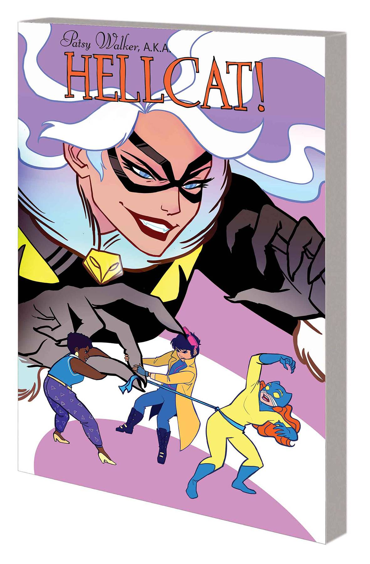 PATSY WALKER AKA HELLCAT TP VOL 02 DONT STOP ME-OW