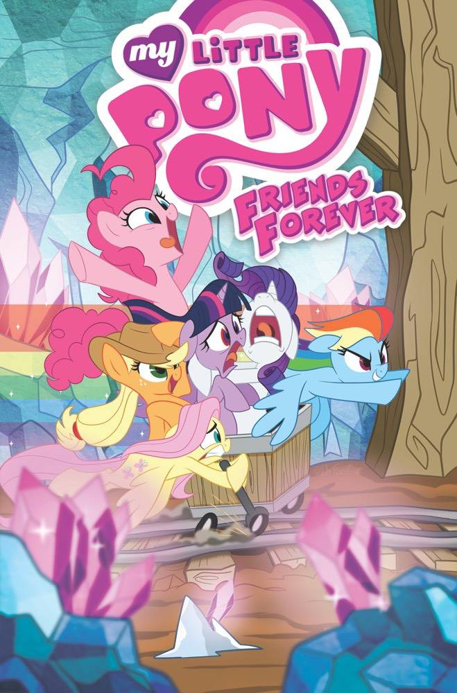 MY LITTLE PONY FRIENDS FOREVER TP VOL 08