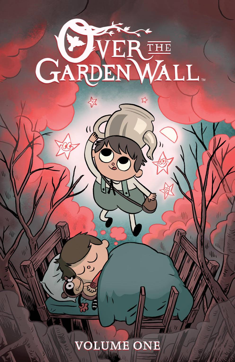 OVER GARDEN WALL ONGOING TP VOL 01