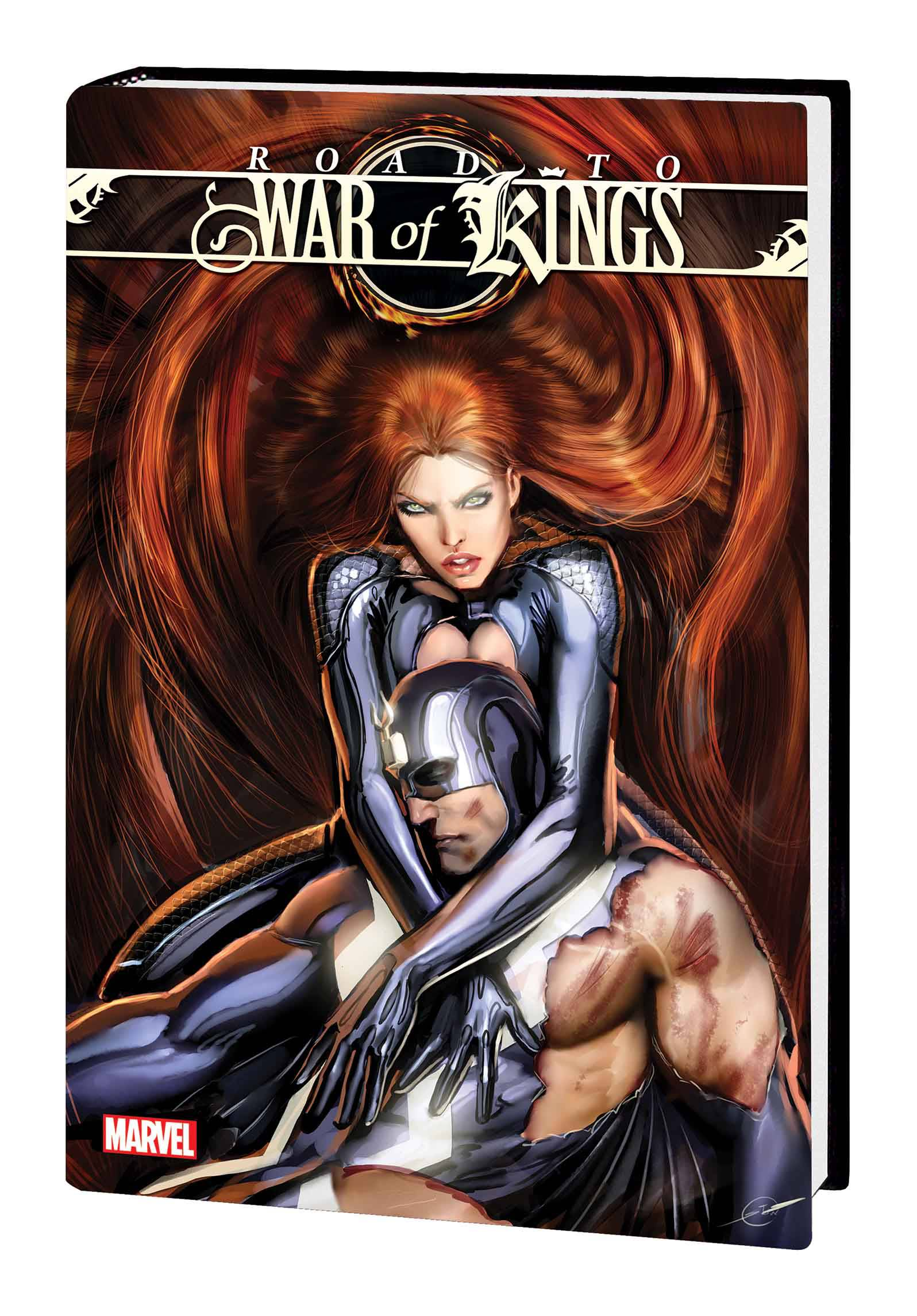 WAR OF KINGS PRELUDE HC ROAD TO WAR OF KINGS OMNIBUS