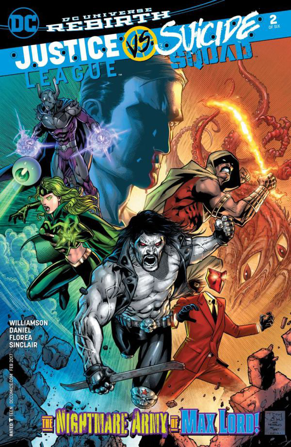 JUSTICE LEAGUE SUICIDE SQUAD #2 (OF 6)