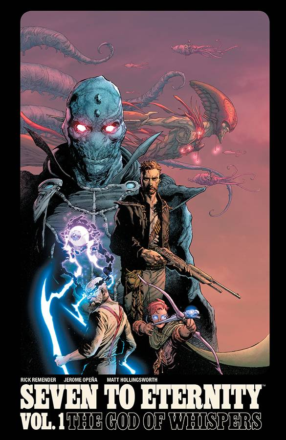 SEVEN TO ETERNITY TP VOL 01 (DEC160767)