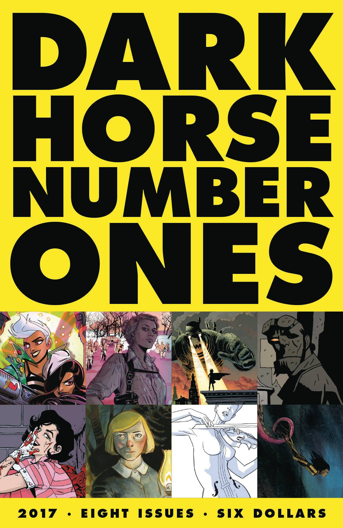 DARK HORSE NUMBER ONES TP