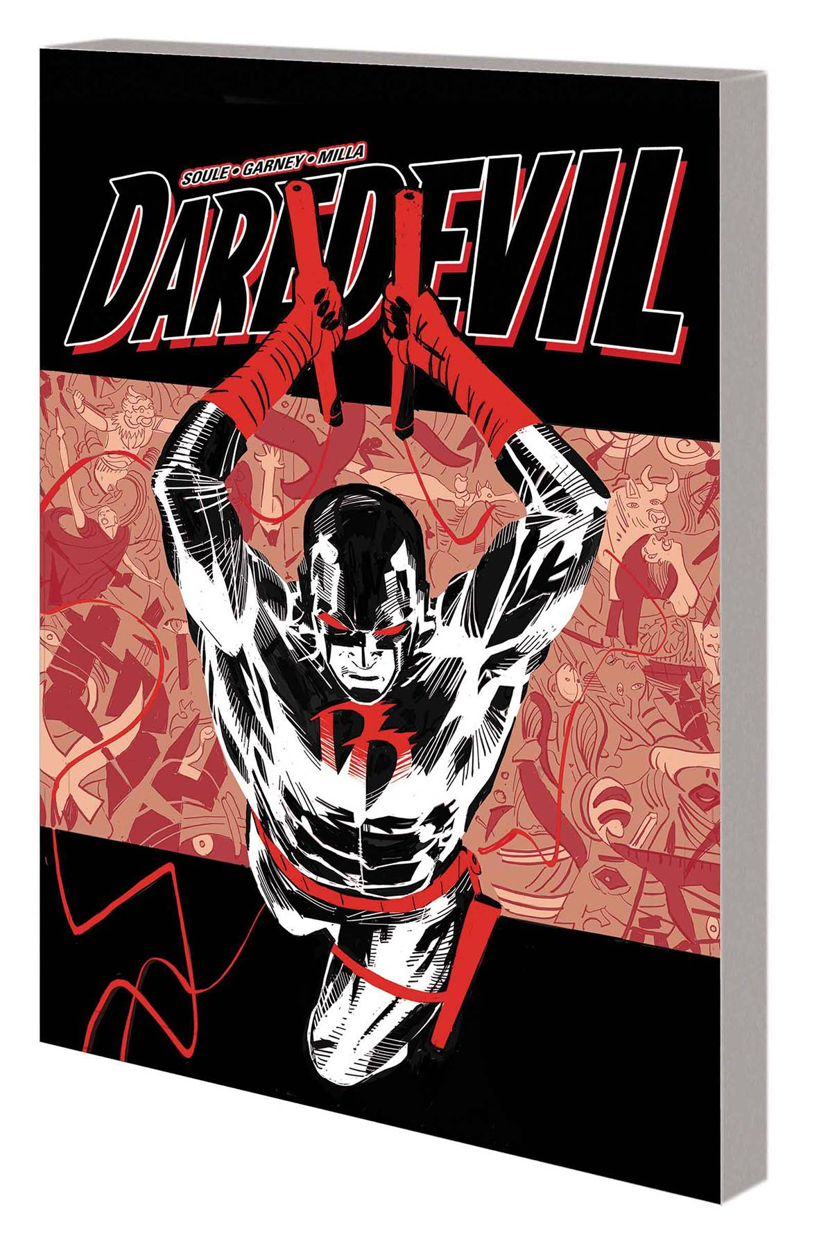 DAREDEVIL BACK IN BLACK TP VOL 03 DARK ART