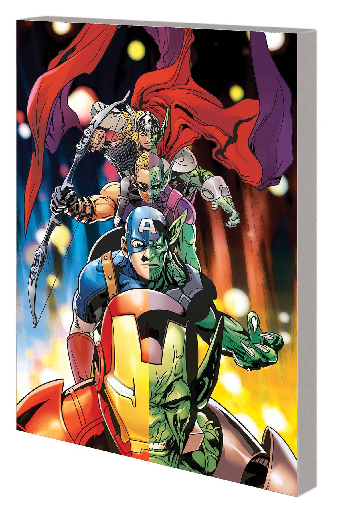 AVENGERS K TP BOOK 04 SECRET INVASION