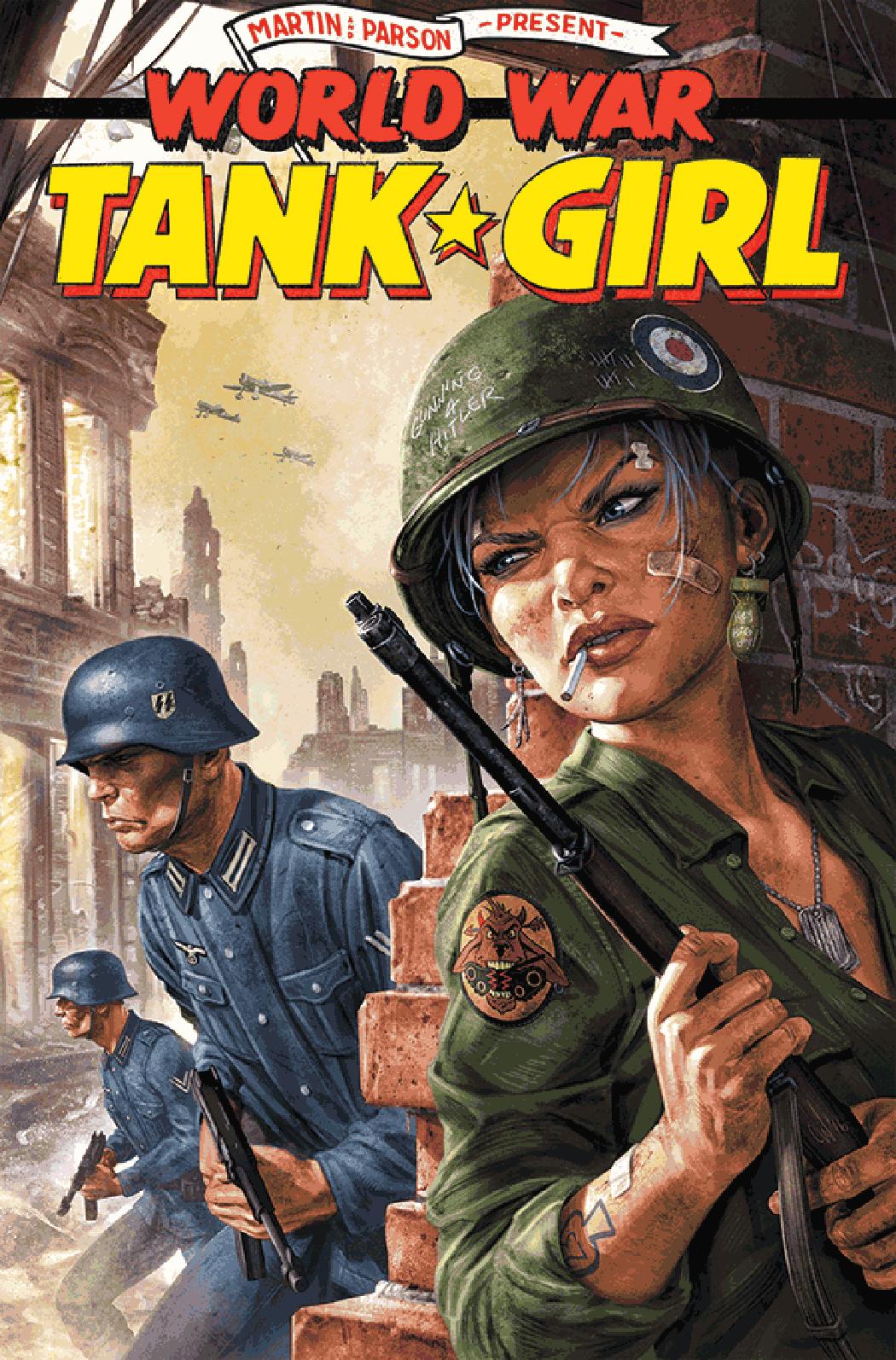 Production of Tank Girl movie on hiatus | , Reviews