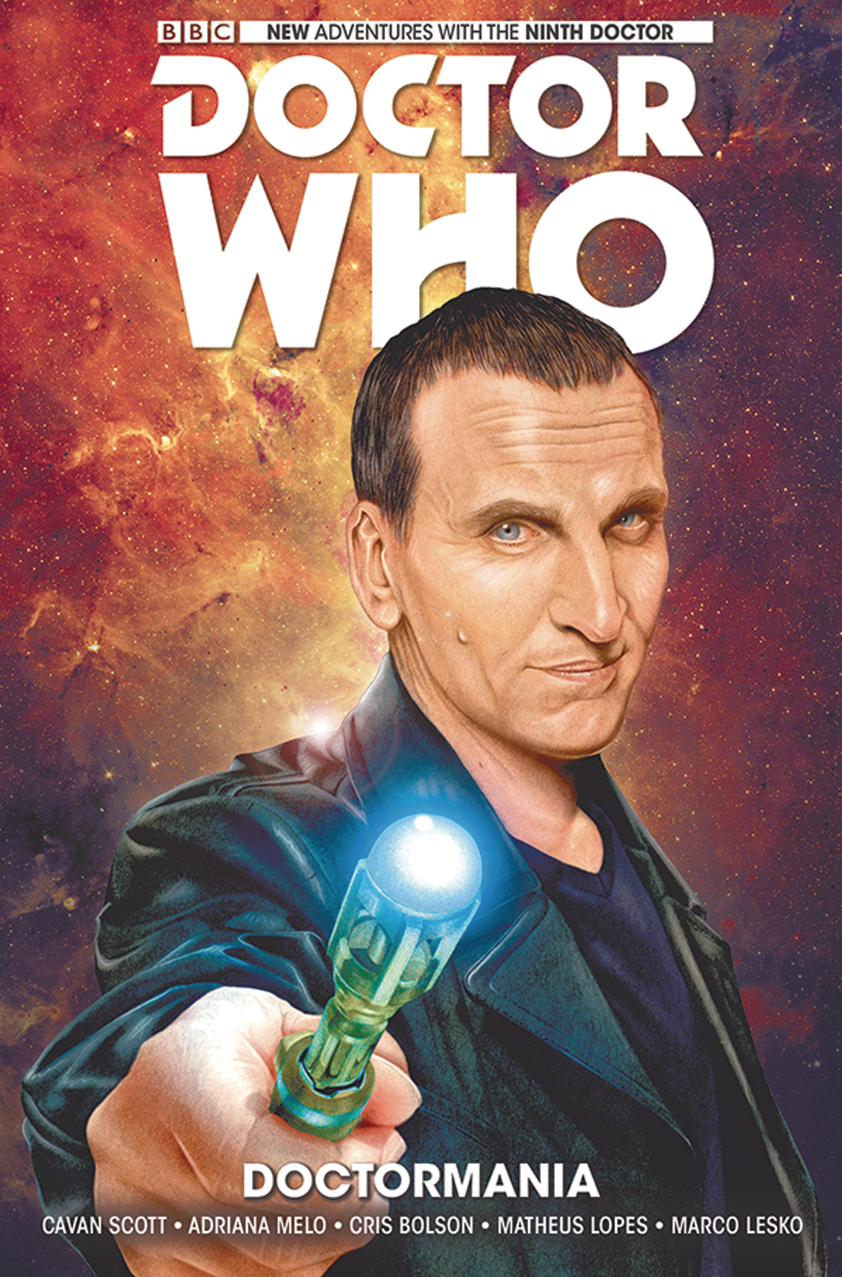 DOCTOR WHO 9TH TP VOL 02 DOCTORMANIA