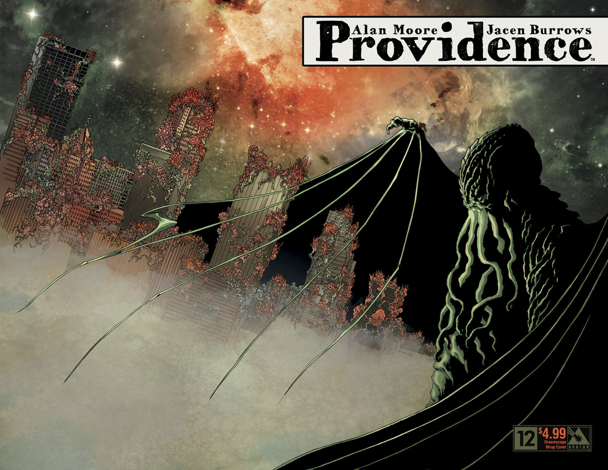 PROVIDENCE #12 (OF 12) DREAMSCAPE WRAP CVR (MR)