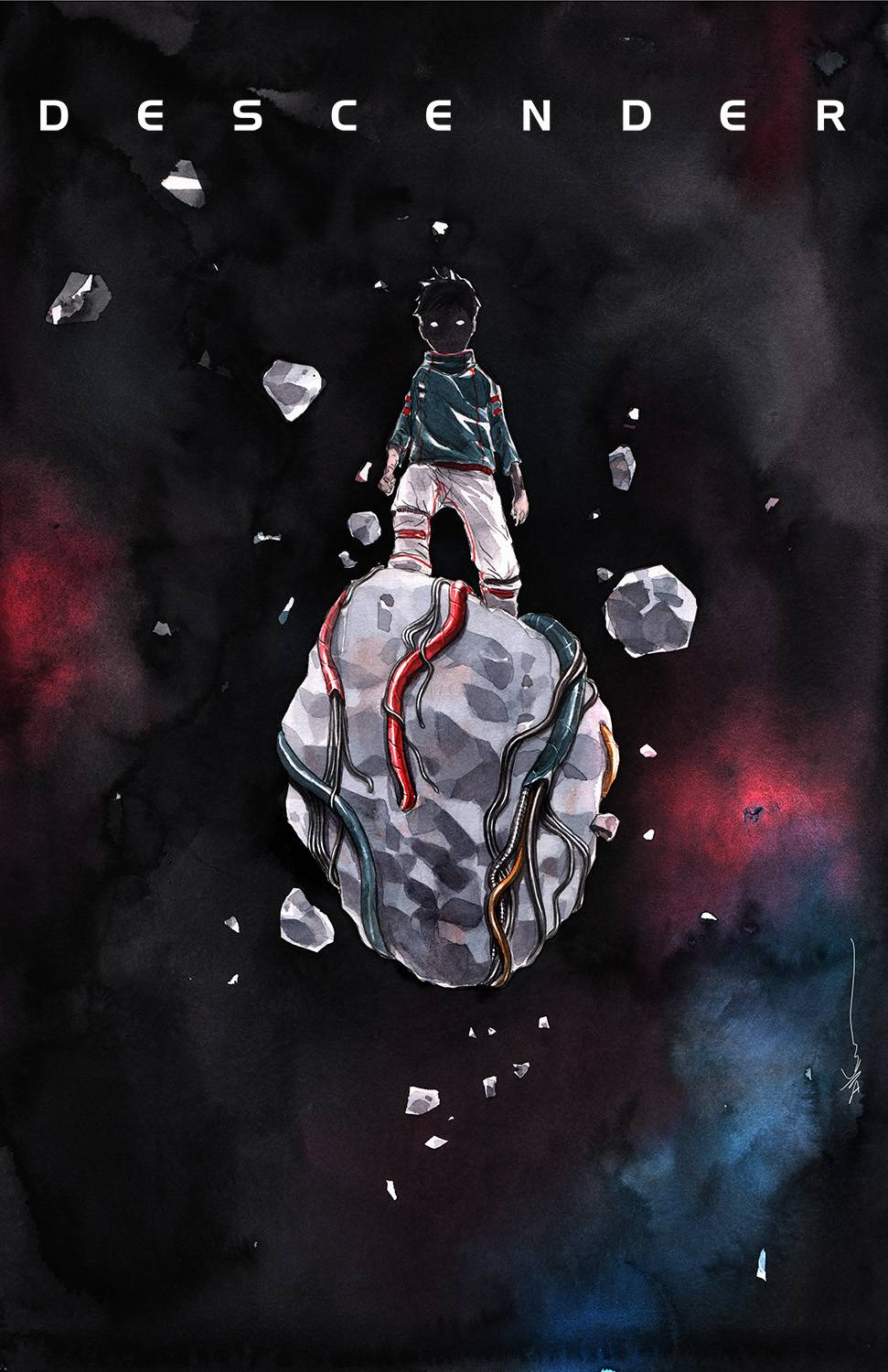 DESCENDER TP VOL 04 ORBITAL MECHANICS (APR170785) (MR)