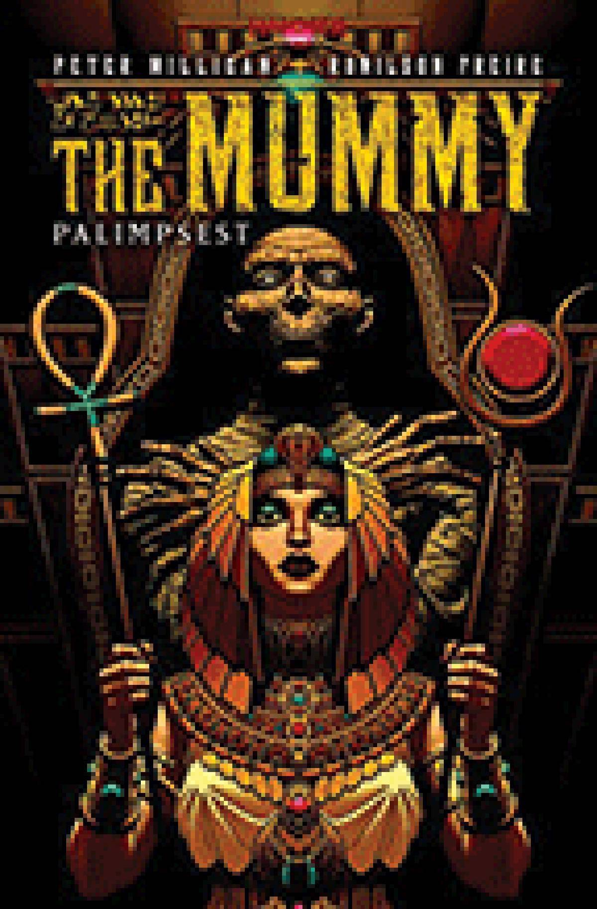 THE MUMMY (HAMMER) TP VOL 01 PALIMPSEST