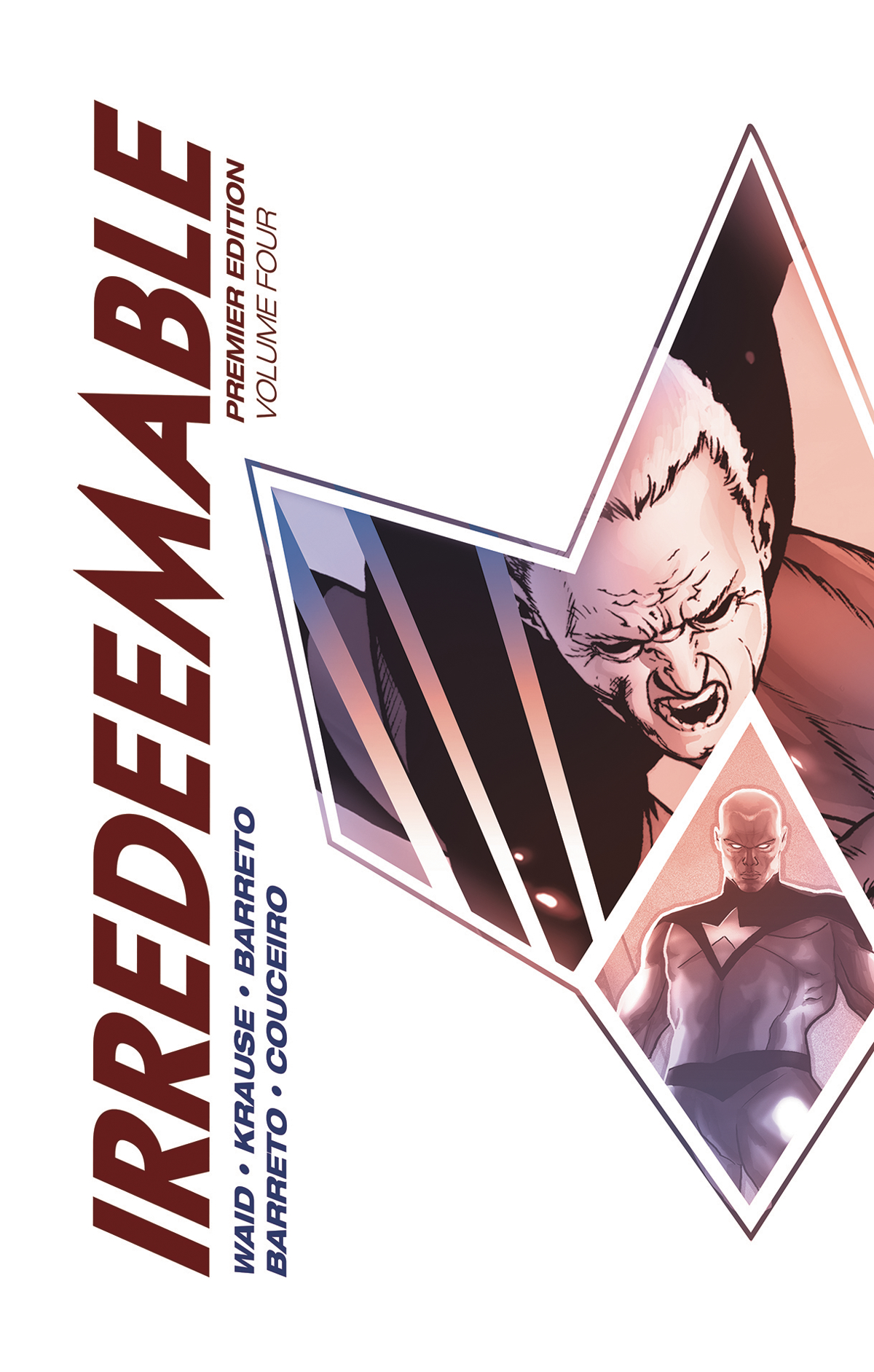 IRREDEEMABLE PREMIER EDITION HC VOL 04