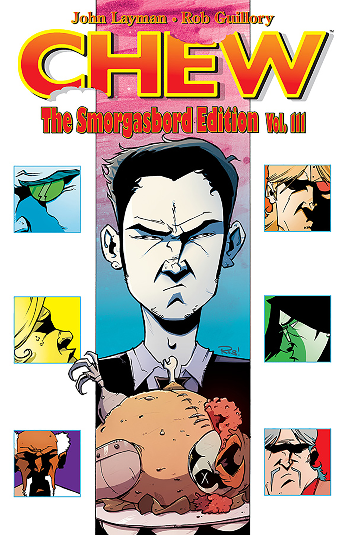 CHEW SMORGASBORD S&N LTD ED HC VOL 03 (MR)
