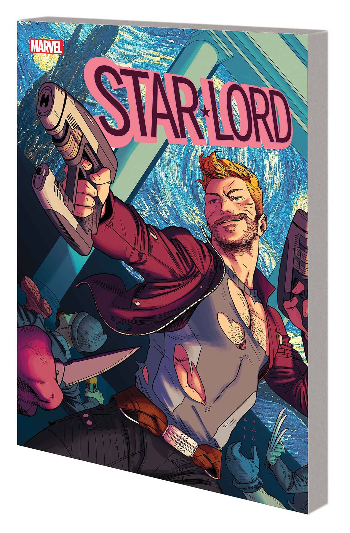 STAR-LORD TP GROUNDED