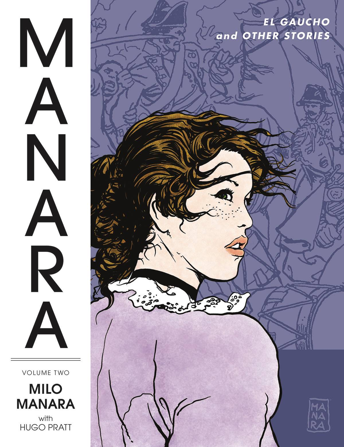 MANARA LIBRARY TP VOL 02 EL GAUCHO & OTHER STORIES (MR)