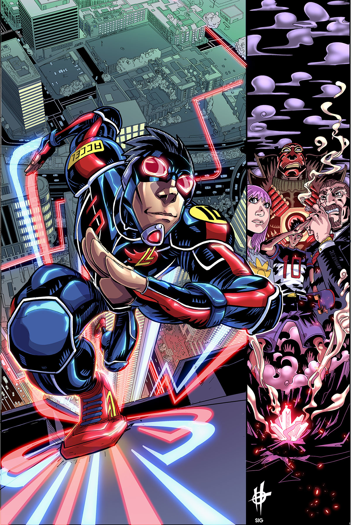 CATALYST PRIME ACCELL #1