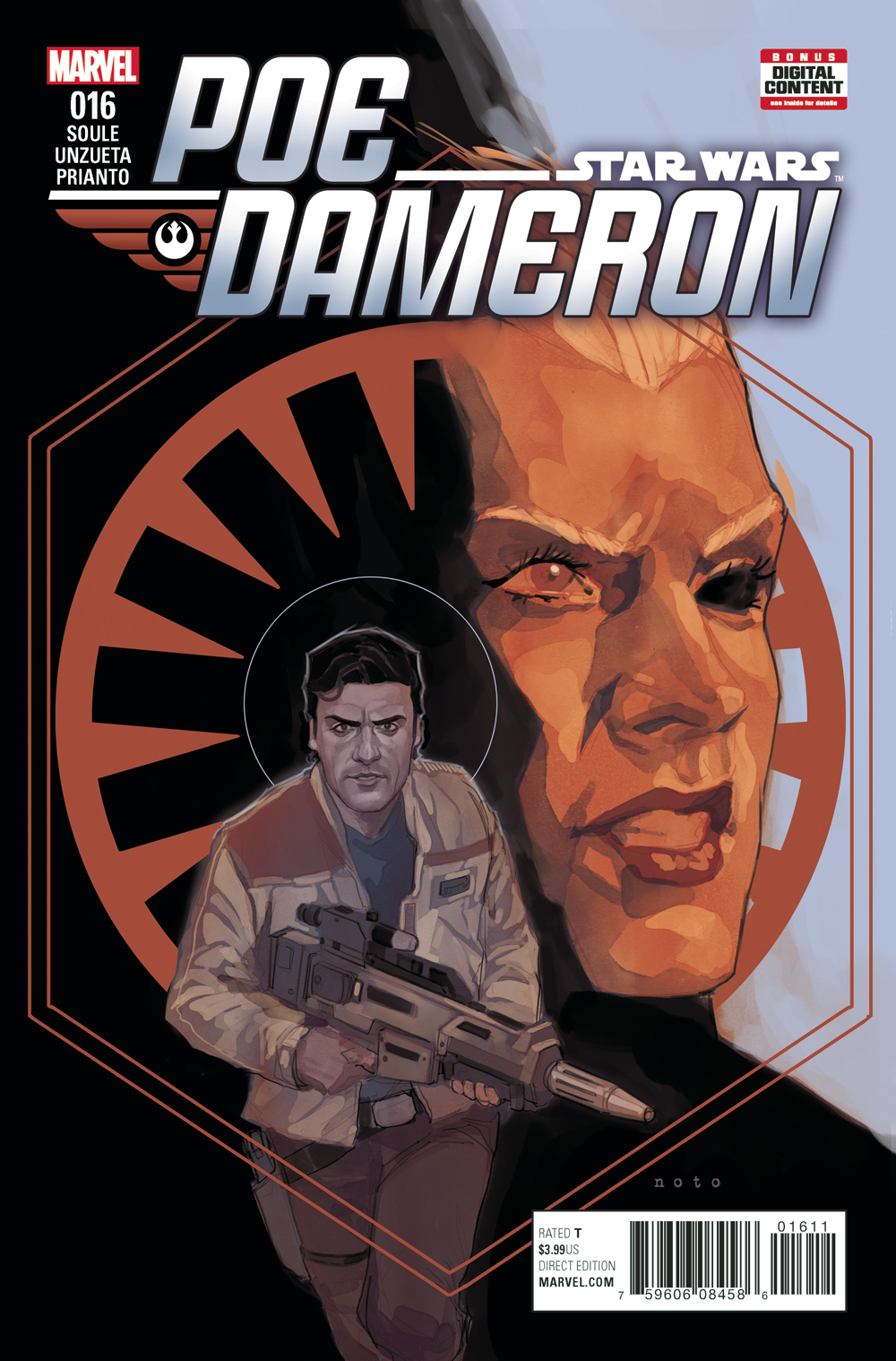 STAR WARS POE DAMERON #16