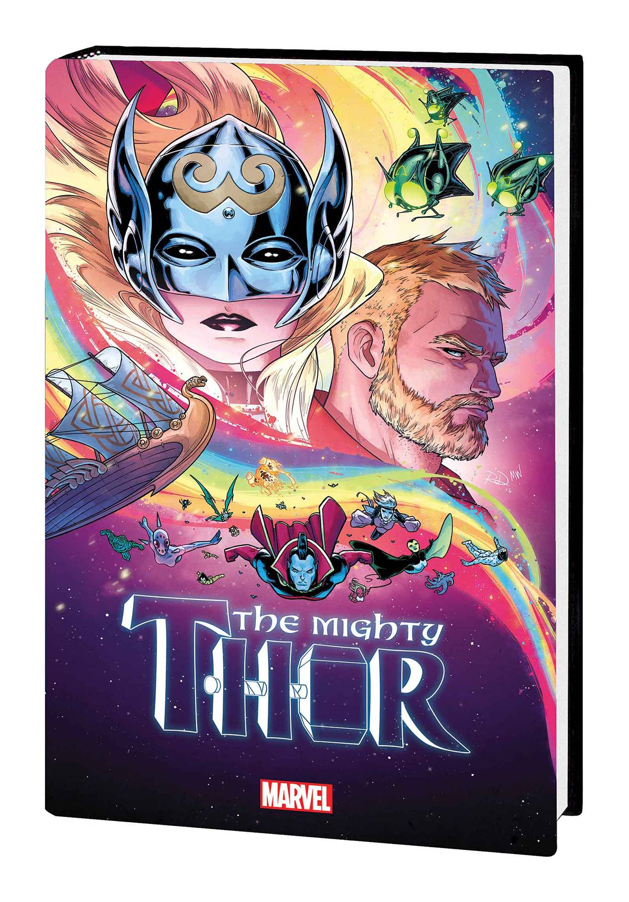 MIGHTY THOR PREM HC VOL 03 ASGARD SHIAR WAR
