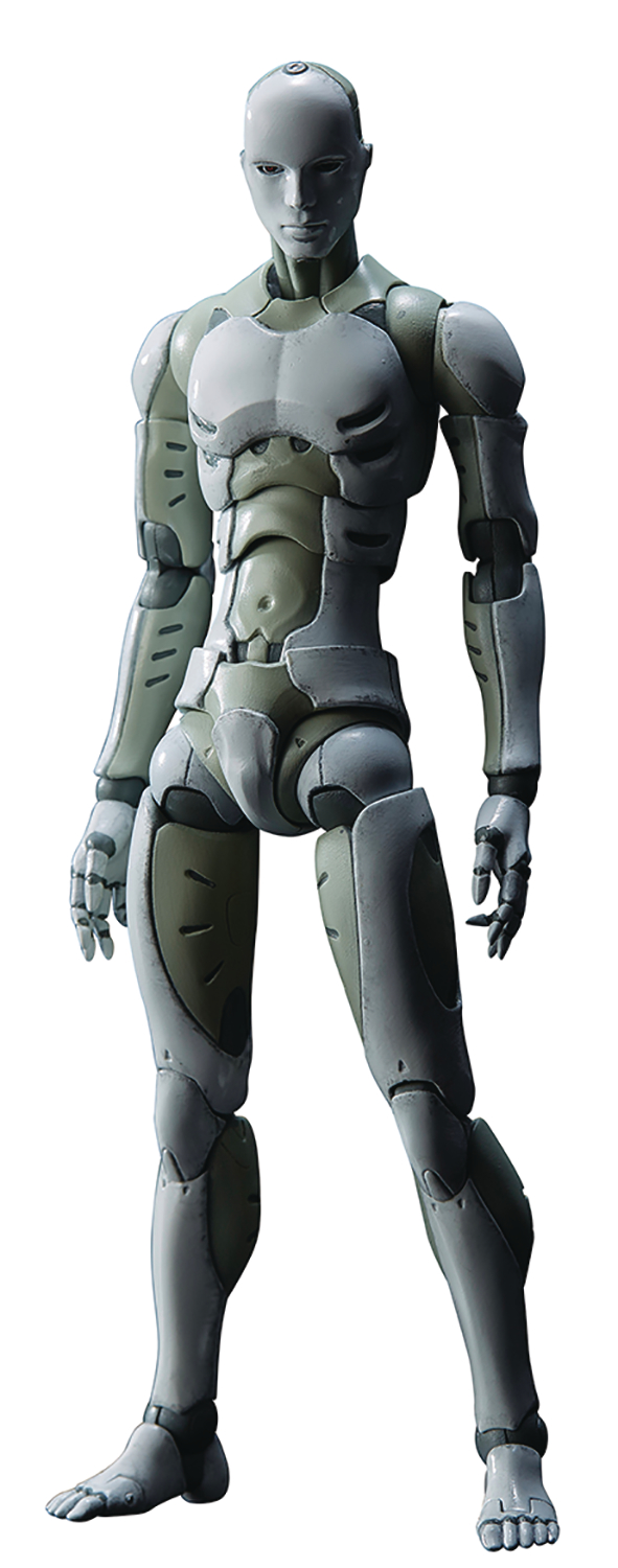 TOA HEAVY INDUSTRIES SYNTHETIC HUMAN PX 1/12 SCALE AF (O/A)
