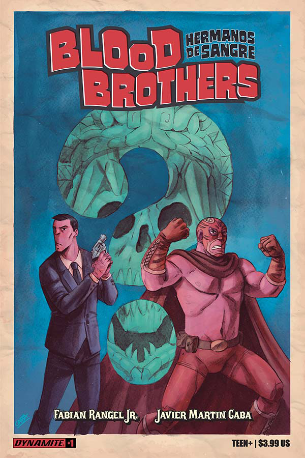 BLOOD BROTHERS #1 CVR A CABA