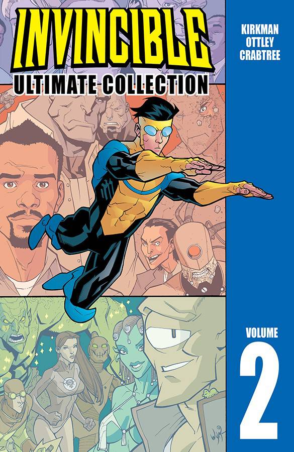 INVINCIBLE HC VOL 02 ULTIMATE COLL (NEW PTG) (JAN178813)