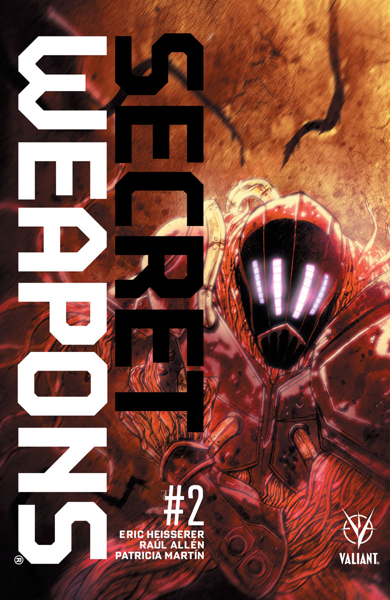 SECRET WEAPONS #2 (OF 4) CVR D 50 COPY INCV TEMPLESMITH