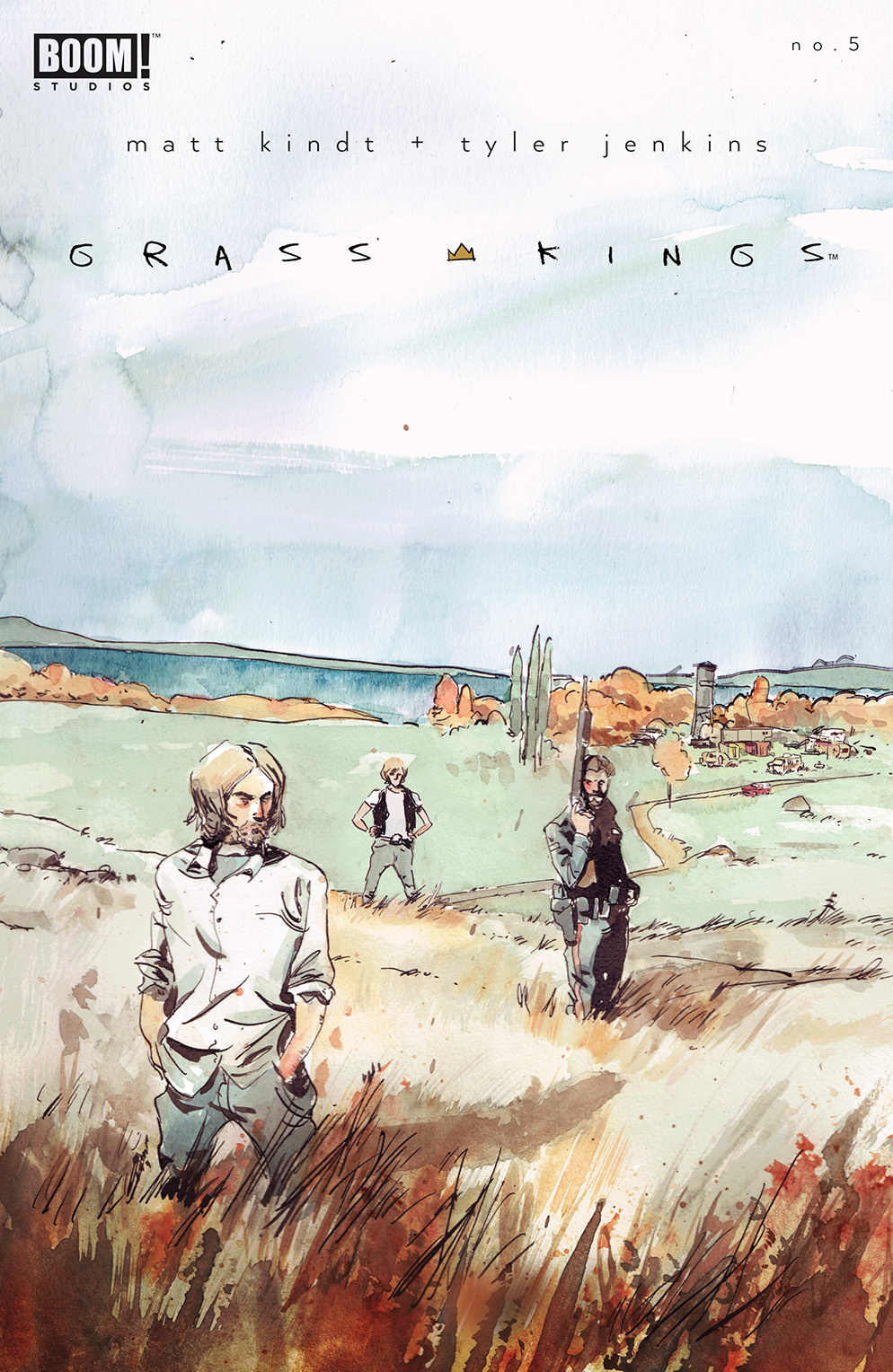 GRASS KINGS #5