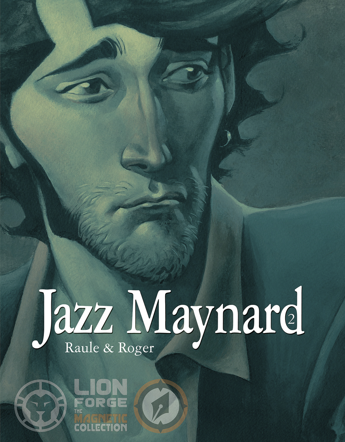 JAZZ MAYNARD #2 (MR)