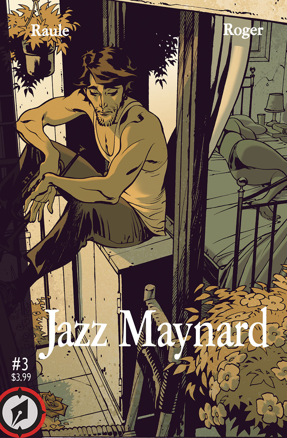 JAZZ MAYNARD #3 (MR)