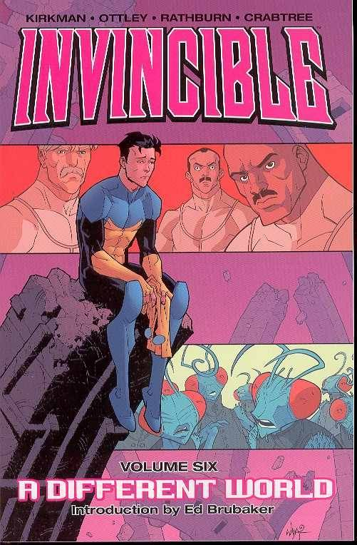 INVINCIBLE TP VOL 06 DIFFERENT WORLD (NEW PTG)