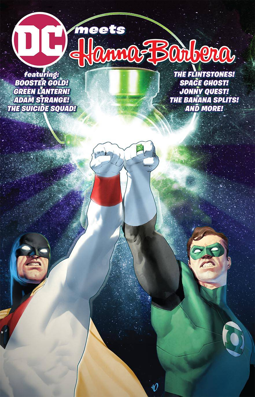 DC MEETS HANNA BARBERA TP VOL 01