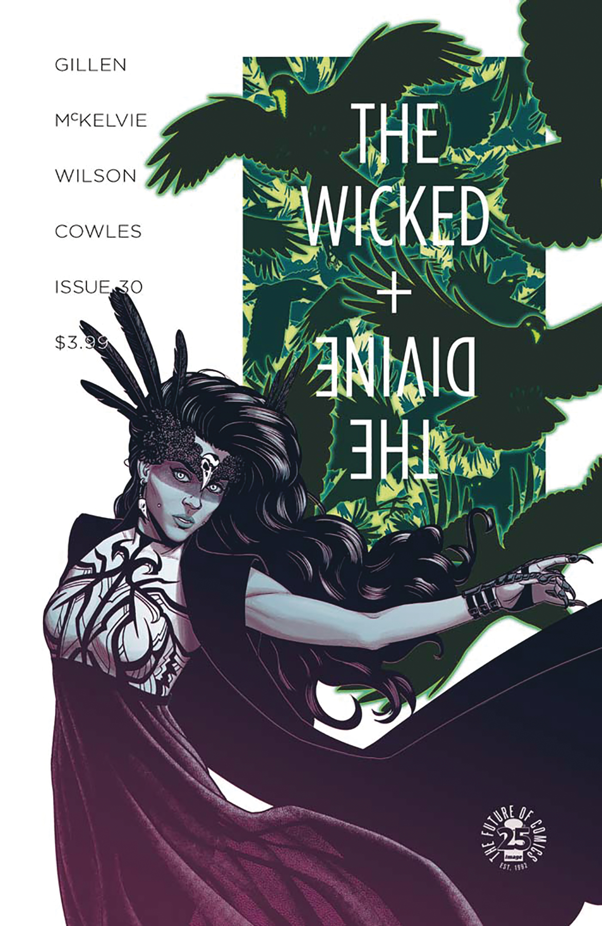 WICKED & DIVINE #30 CVR A MCKELVIE & WILSON (MR)