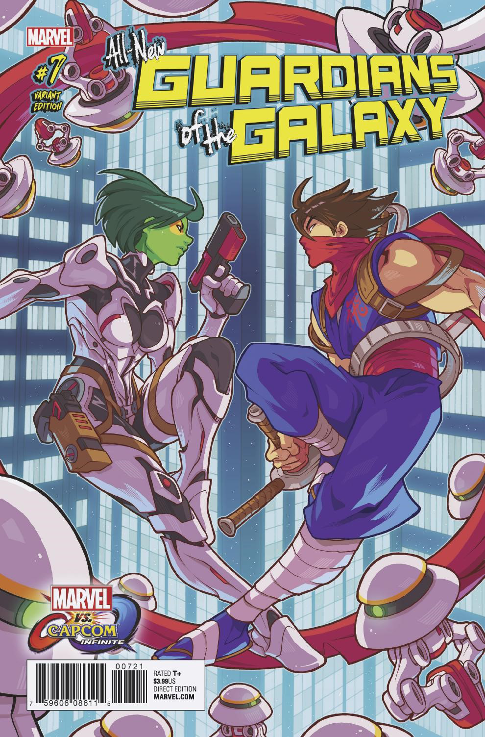 Guardians of Galaxy #7   NEW!!!