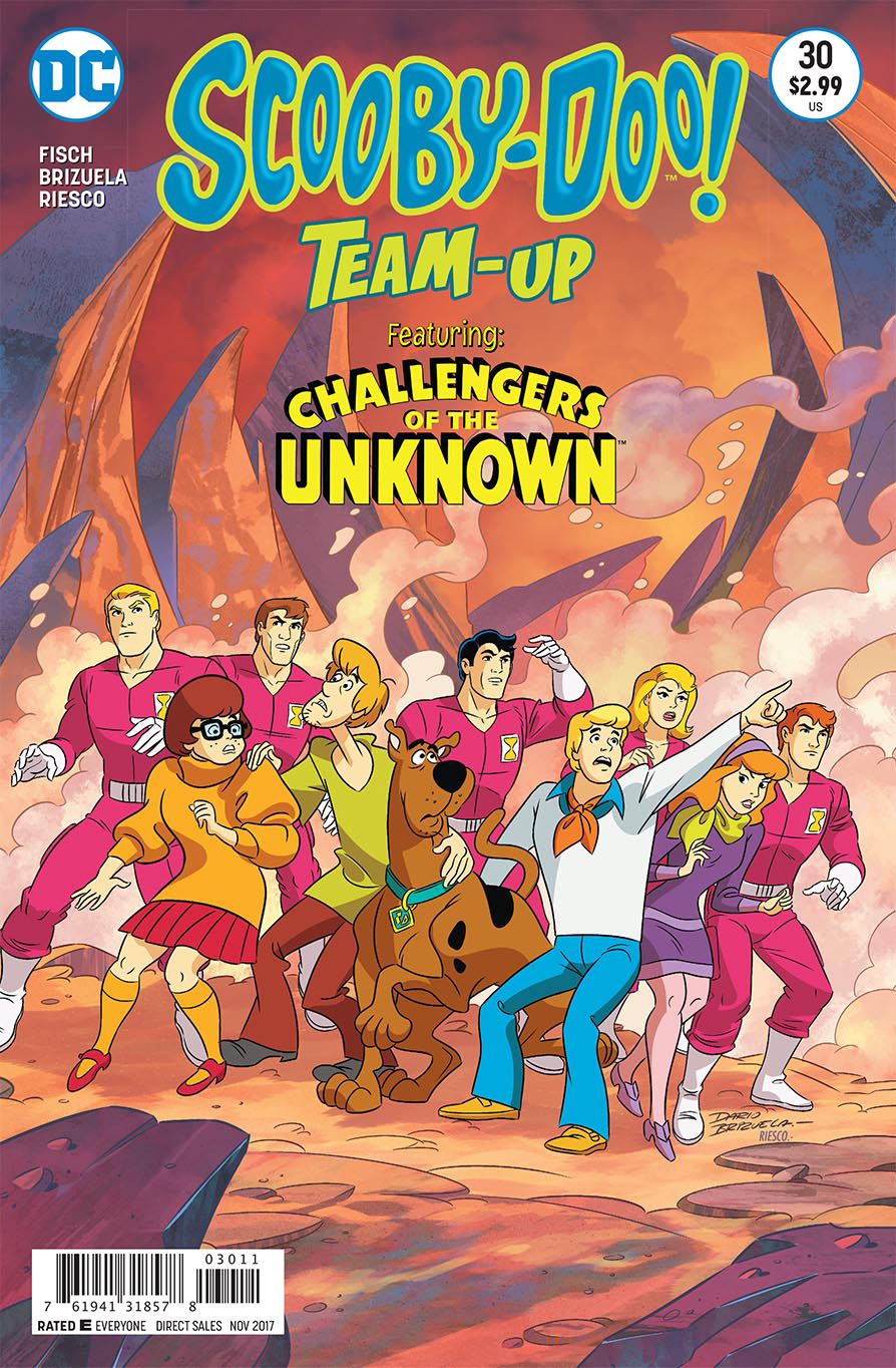 SCOOBY DOO TEAM UP #30