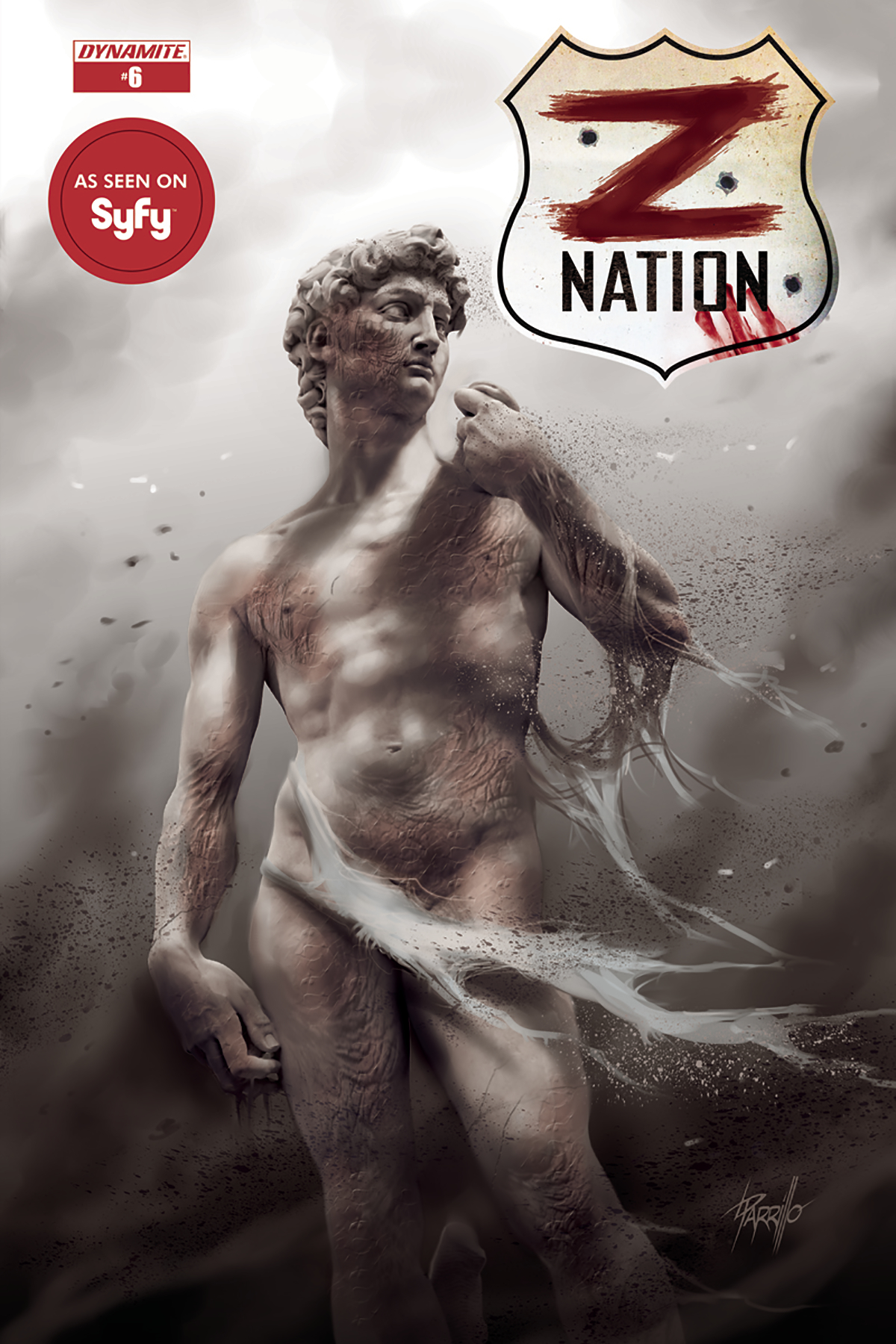 Z NATION #6 (OF 6) CVR B PARRILLO (MR)