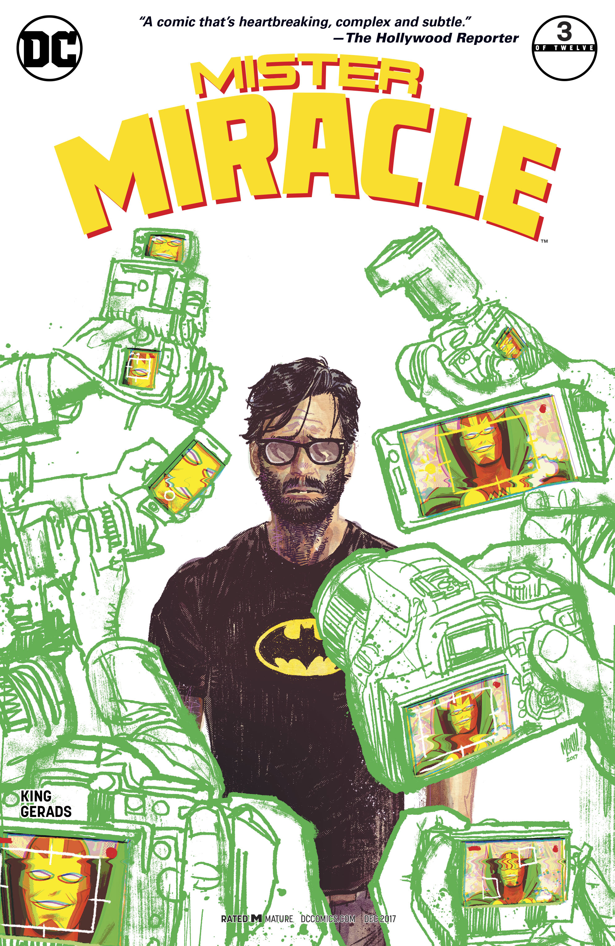 MISTER MIRACLE #3 (OF 12) VAR ED (MR)