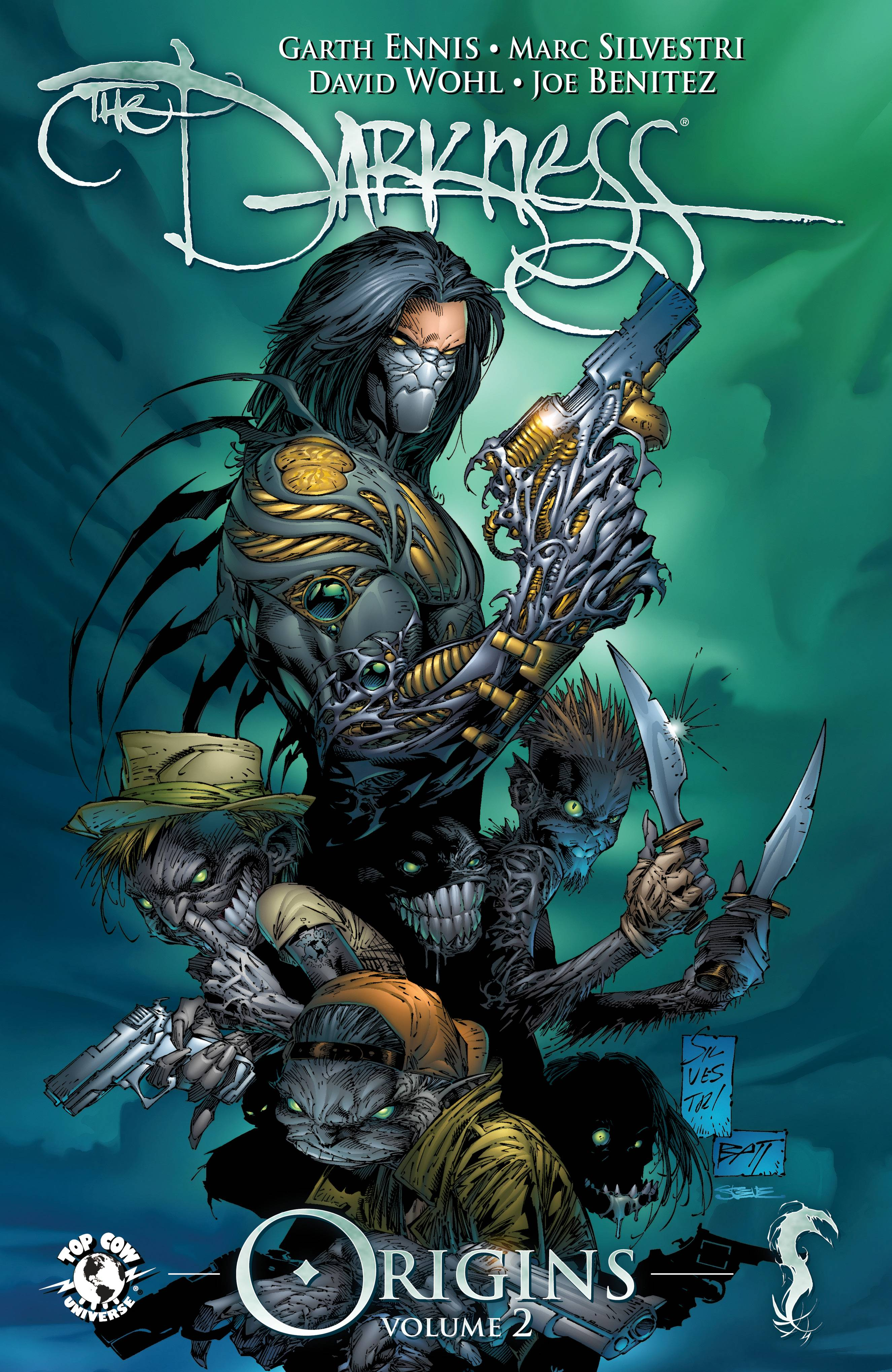 DARKNESS ORIGINS TP VOL 02 (NEW PTG)