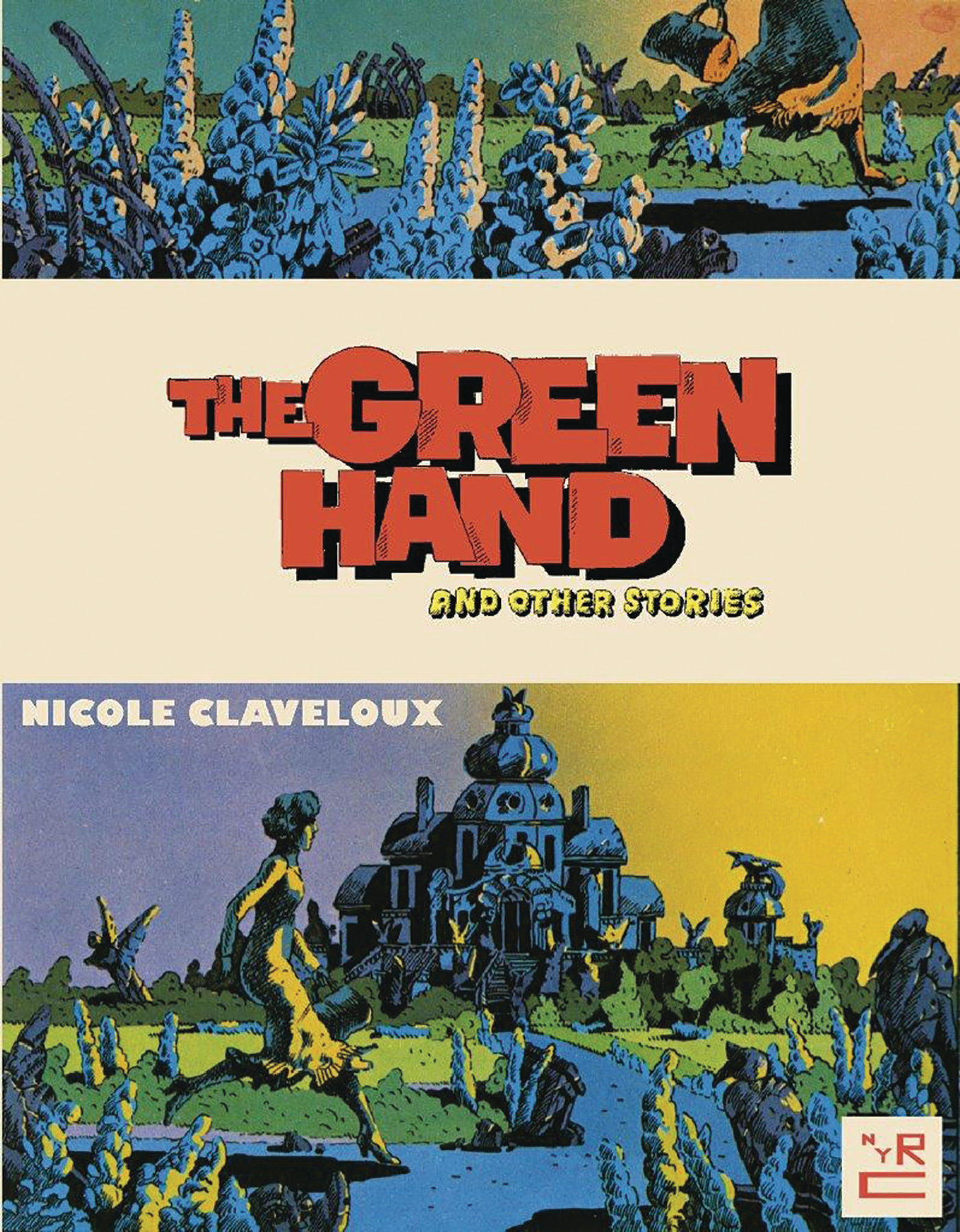 GREEN HAND & OTHER STORIES HC GN