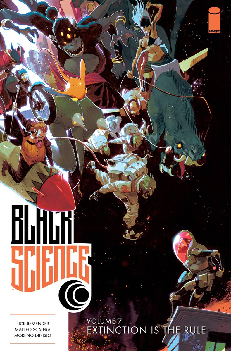 BLACK SCIENCE TP VOL 07 EXTINCTION IS THE RULE (DEC170675) (