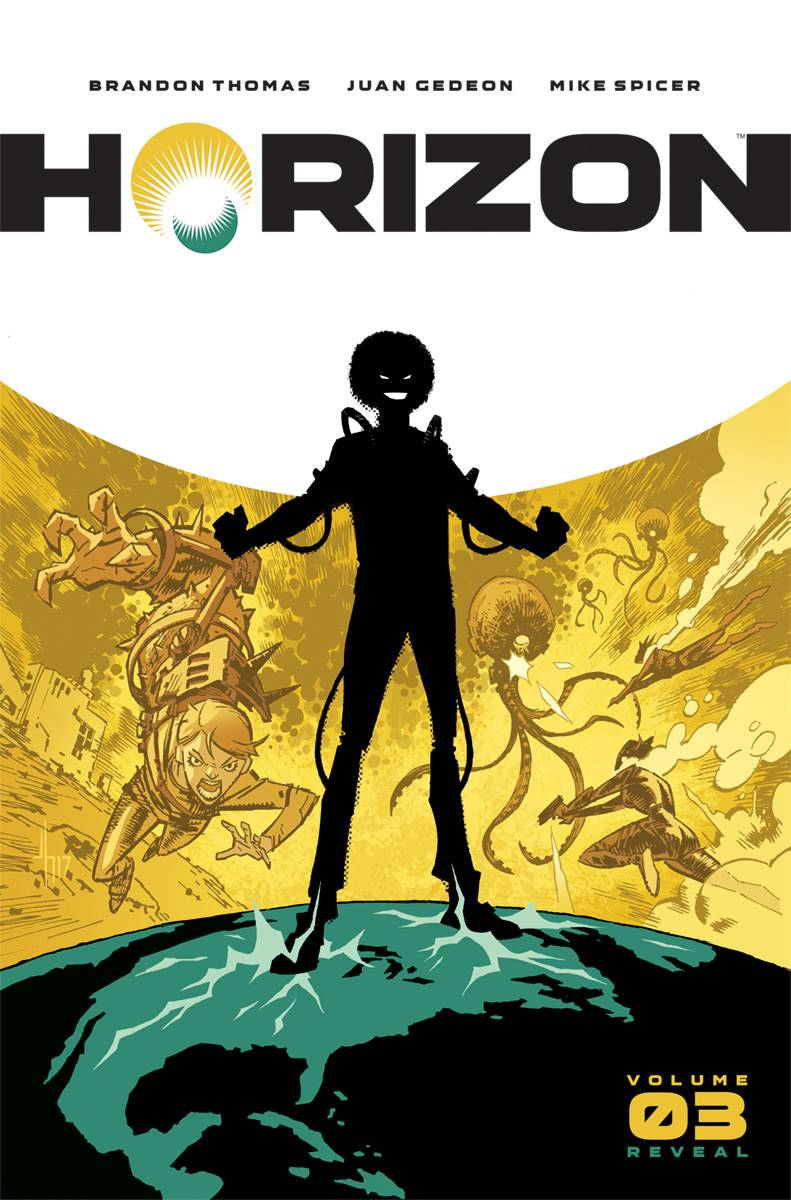 HORIZON TP VOL 03 (DEC170708) (MR)