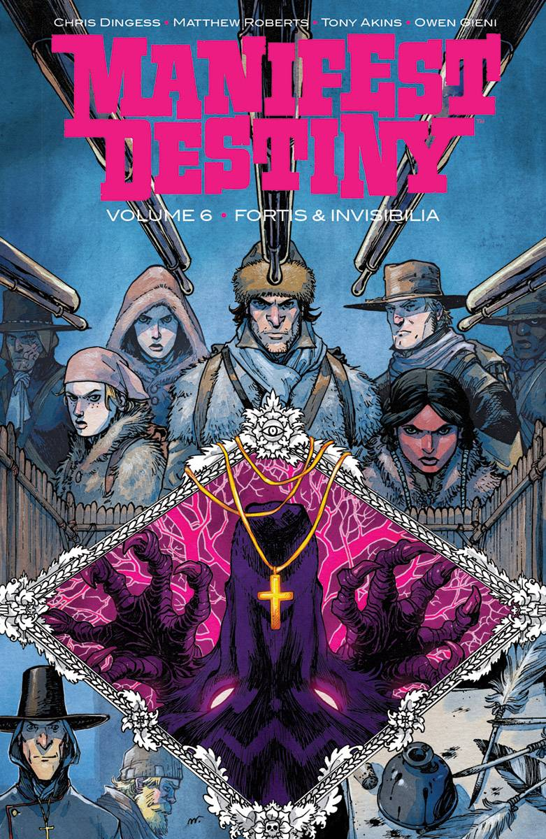 MANIFEST DESTINY TP VOL 06 (MR)