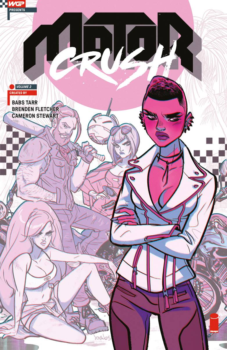 MOTOR CRUSH TP VOL 02