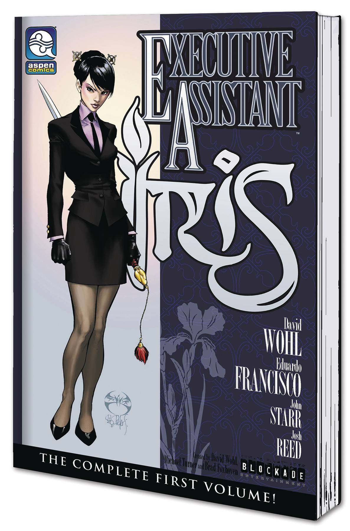 EXECUTIVE ASSISTANT IRIS TP VOL 03 EXECUTIVE EXTINCTION