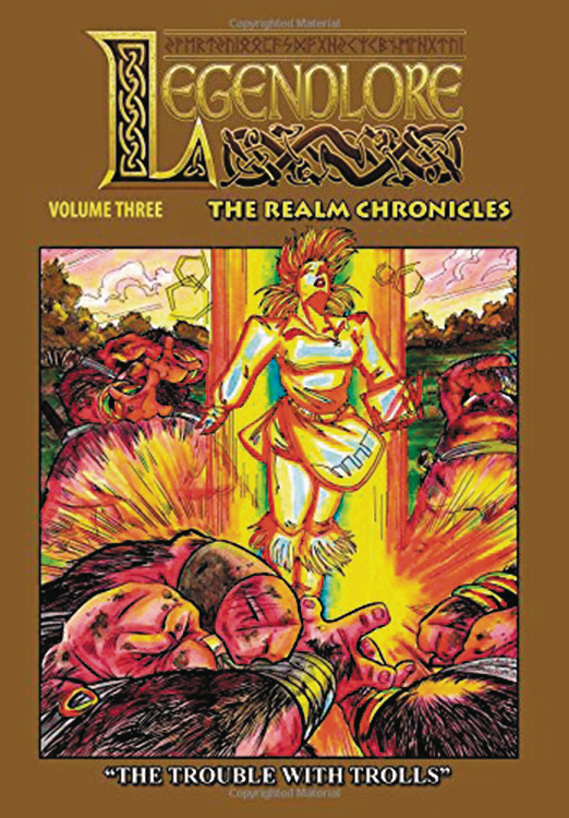 LEGENDLORE REALM CHRONICLES TP VOL 03