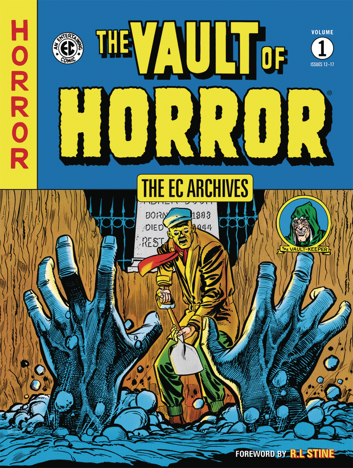 EC ARCHIVES VAULT OF HORROR HC VOL 01