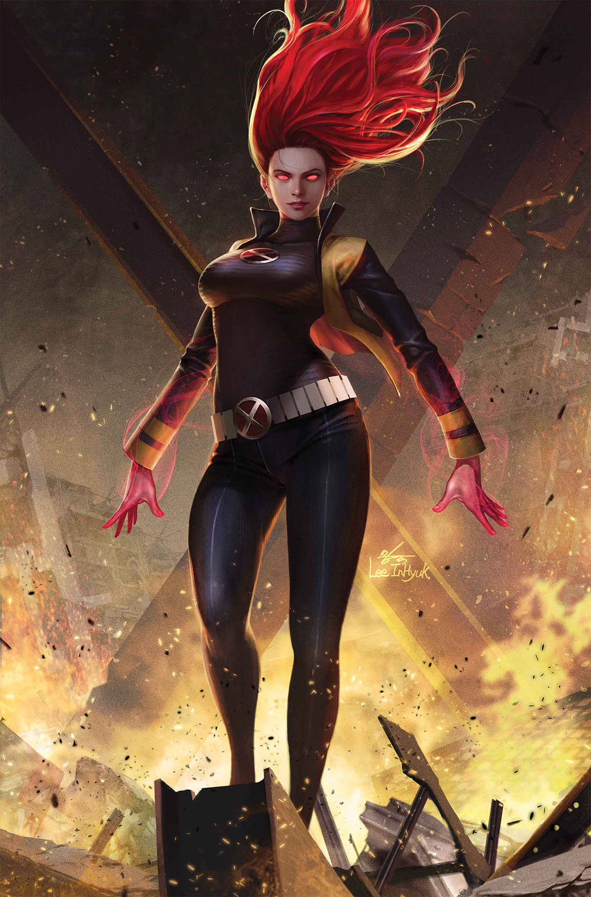 PHOENIX RESURRECTION RETURN JEAN GREY #5 (OF 5) LEE JEAN GRE