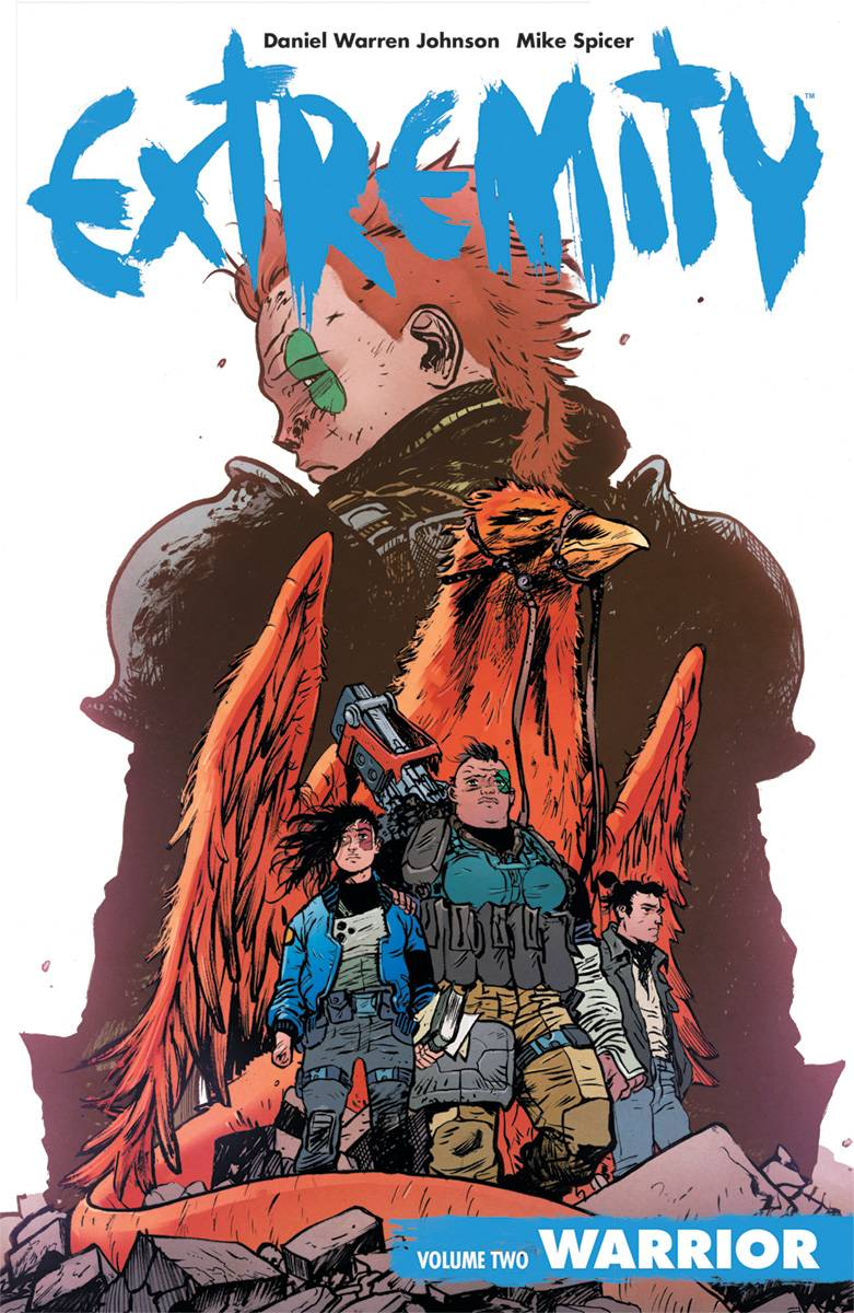 EXTREMITY TP VOL 02 WARRIOR (MAR180672)
