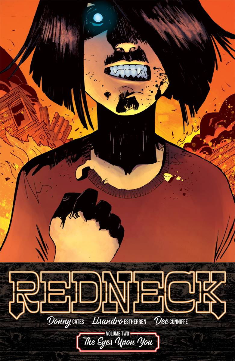REDNECK TP VOL 02 EYES UPON YOU (MR)